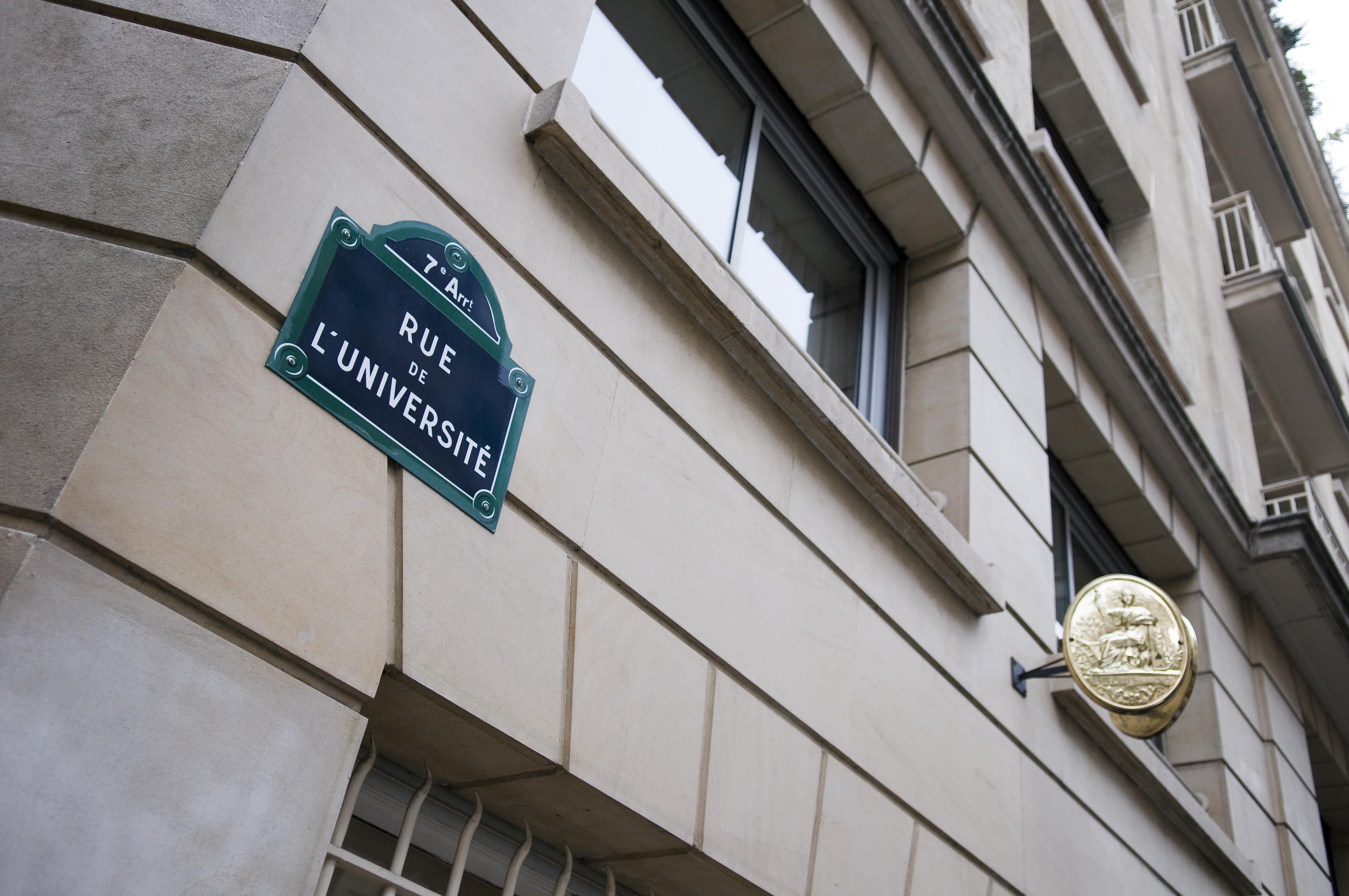 L'Etude Carré Notaires<br/>34 bis rue de l'université 75007 Paris